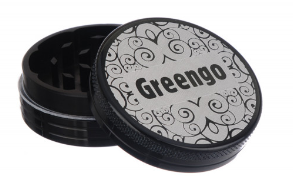 GREENGO Grinder 2 part 30mm Black