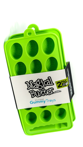 Magical Butter Silicone Eat To Treat Gummy Tray