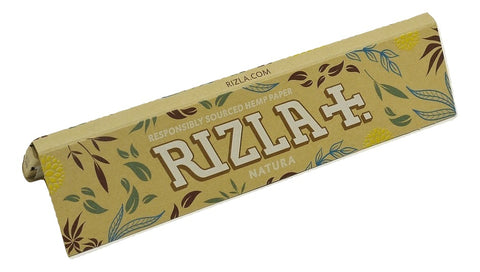 Rizla NATURAL King Size Slim Hemp Papers