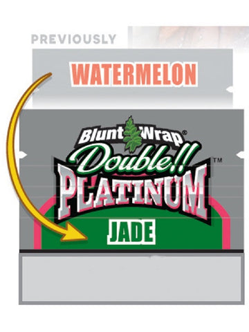 JADE Double Platinum BLUNTS (previously Watermelon)