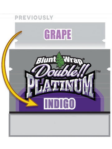 Grape Double Platinum BLUNTS