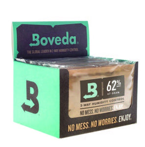 Boveda 2-Way Humidity Control - 8gram 62% (Bulk)