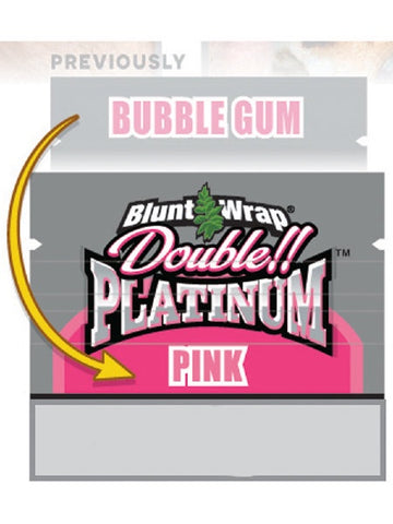 Pink Double Platinum BLUNTS  Previously Bubblegum