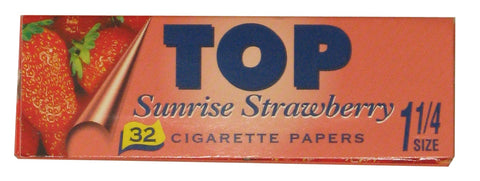 TOP Strawberry Flavoured Papers