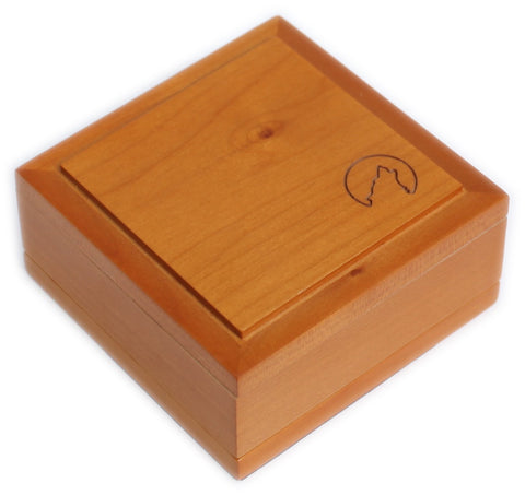 Wolf X1 3-Part Sifting Box (10cm x 10cm x 5cm)