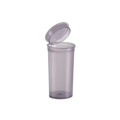 SMOKE TRANSLUCENT Pop Top Bottle 13 Dram (1-2gm)