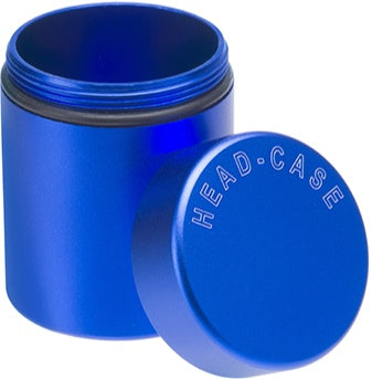BLUE Headcase Stash Pot small (42mm)