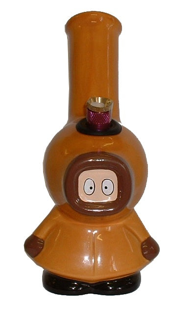 Ceramic Tube - Head Bong 17cm