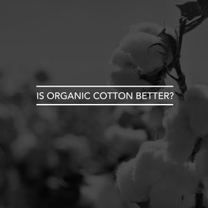 Is Organic Cotton Better than Regular Cotton?