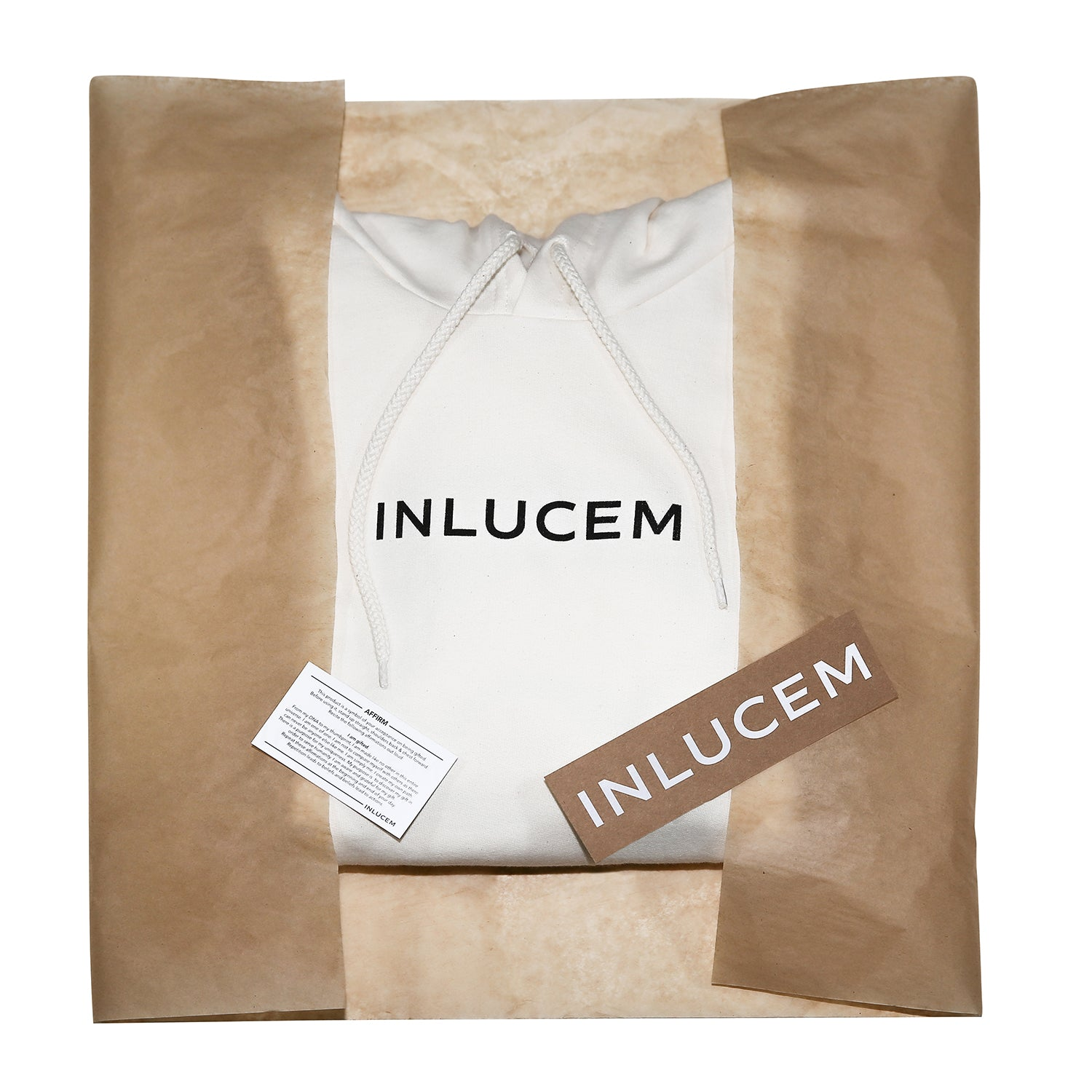 Recycled Gift Tissue Inlucem Apparel