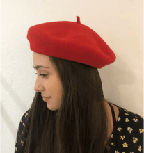 Load image into Gallery viewer, Red Beret Dame Lining