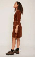 Load image into Gallery viewer, Rica Dress Brown