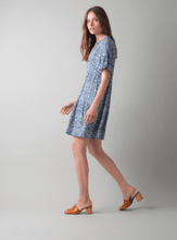 Load image into Gallery viewer, TILE PRINT SHORT DRESS