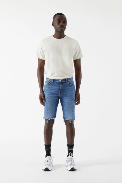 Clark Shorts - Creek light blue