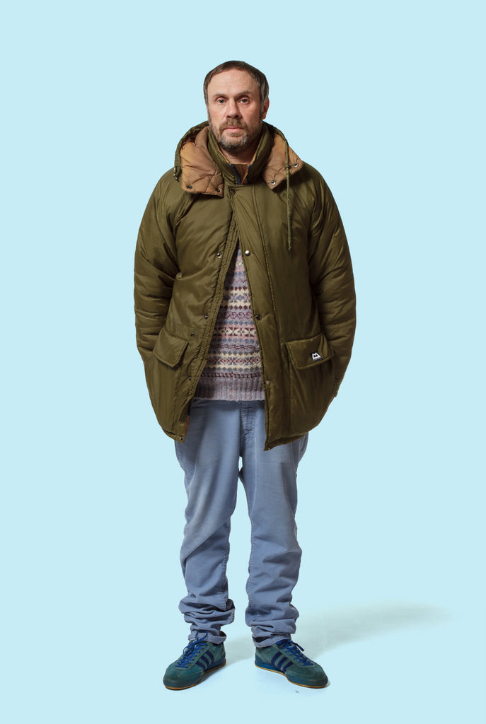 1408184bca The Antiques Clothes Show: Nigel's adidas Jeans – Oi Polloi