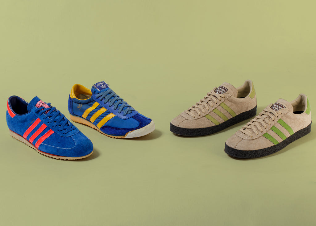 The Lotherton and the New adidas SPZL