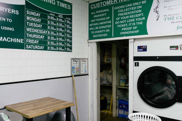 Long live the laundrette oi polloi i myself was introduced to laundrettes at a very early age my mum to earn some extra money worked the evening shift in a local laundrette solutioingenieria Gallery