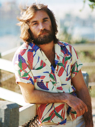 Pictures of People Wearing Hawaiian Shirts – Oi Polloi