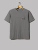 Patagonia Boardshort Label Pocket Responsibili-Tee (Gravel Heather)