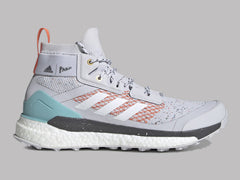 adidas Terrex Free Hiker Parley (Dash Grey / Cloud White / True Orange)