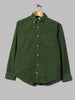 NN07 Levon Shirt (Bottle Green)