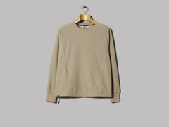 Uniform Bridge Utility Fleece Tee (Beige)