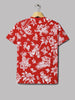Polo Ralph Lauren Short Sleeved T-Shirt (Bearwaiian Red)