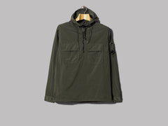 C.P. Company CR-L GD Hooded Lens Shirt (Ivy Green)