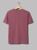 Carhartt WIP Short Sleeve Pocket T-Shirt (Dusty Fuchsia)
