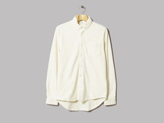 Séfr Leo Bathrobe Shirt (Off White)