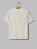 Universal Works Short Sleeved Crew Tee (Dry Handle Loopback Ecru)