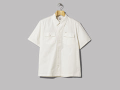 Lee Service Shirt (White Canvas)