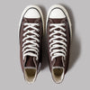 Converse 1970's Chuck Taylor All Star Hi (Dark Root / Black / Egret)