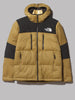 The North Face Himalayan Light Down Hoodie (British Khaki)