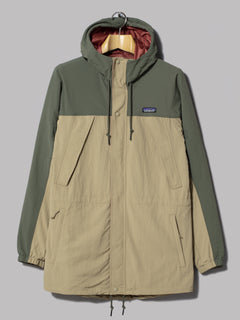 Patagonia Recycled Nylon Parka (Superior Blue)
