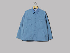 East Harbour Surplus Polk Jacket (Sky Blue)