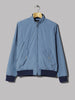 Goldwin Gore-Tex Infinium Blouson Jacket (Grayish Blue)