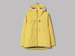 Goldwin Gore-Tex Mountain Jacket (Mellow Yellow)