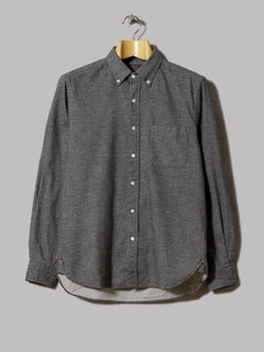 Barbour Highland Check 33 Tailored Shirt (Navy)