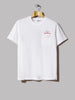 Battenwear Team Pocket Tee (White)