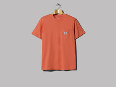 Carhartt Pocket T-Shirt (Shrimp)