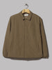 Satta Insulated Grounds Jacket (Dusty Brown)