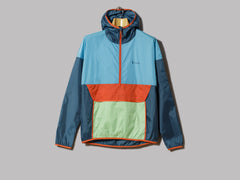 Cotopaxi Teca Half Zip Windbreaker (Shark Tooth)