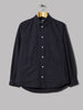Norse Projects Thorsten Canvas Shirt (Dark Navy)