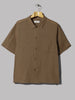 Satta Paseo Shirt (Mocha Brown)
