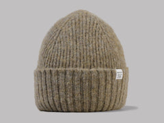 Norse Projects Brushed Lambswool Beanie (Shale Stone)
