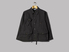 Uniform Bridge Canadian Fatigue Jacket (Black)