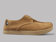 Yogi Lennon Shoes (Tan Suede)