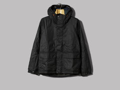 Barbour Grendle Wax Jacket (Black)