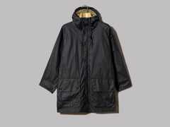 Barbour Hiking Wax Jacket (Royal Navy)